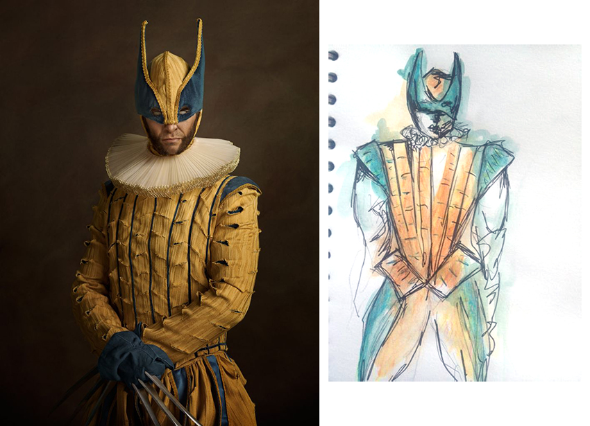 Wolverine - Super Flemish - Sacha Goldberger