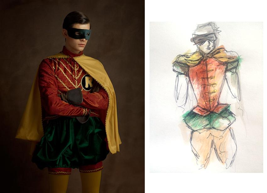 Robin - Super Flemish - Sacha Goldberger
