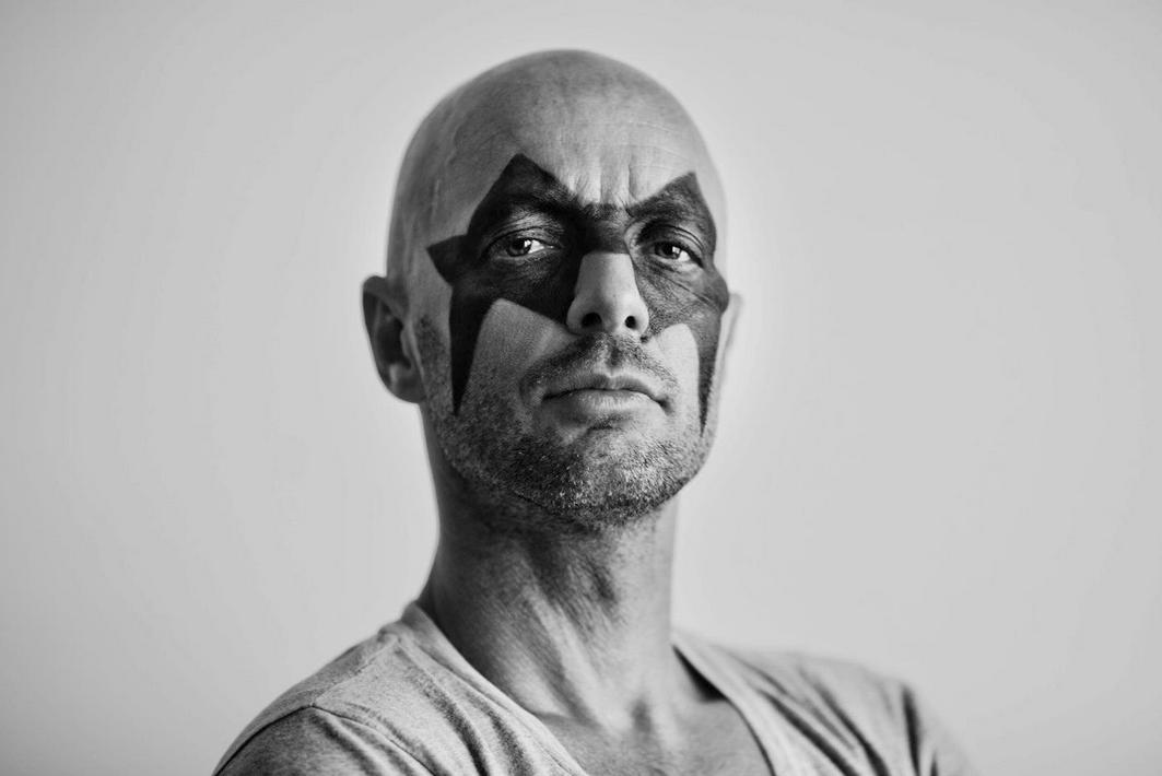 Sacha Goldberg - autoportrait